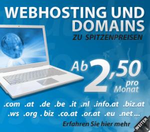 Domains & Webhosting